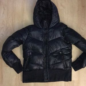 NIKE puffer jacket size medium in women